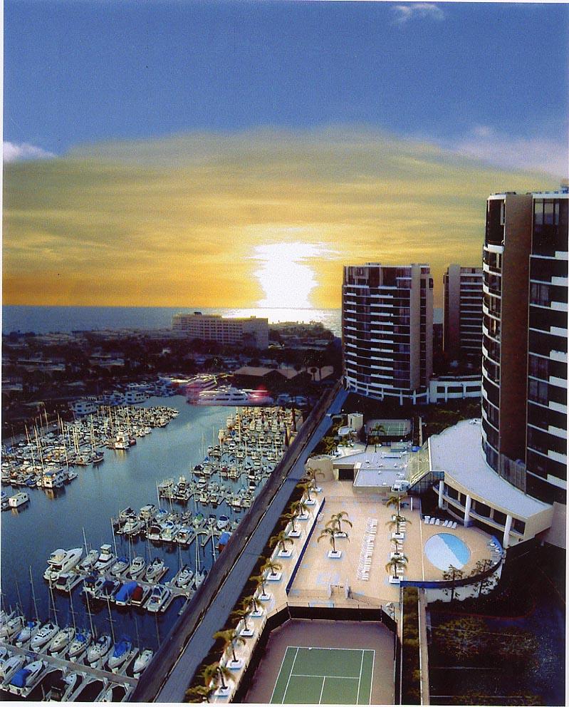 Marina City Dr Marina Del Rey Ca